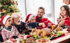 Magenschmerzen Darmschmerzen Weihnachtsessen
